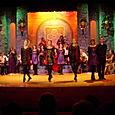 Traditional Irish dance