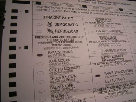 Obamavote