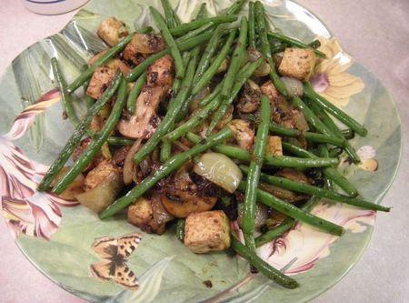 Tofugreenbeans