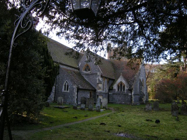 Churchhambleden