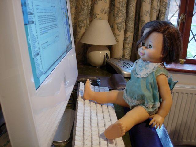 Kathyblogging