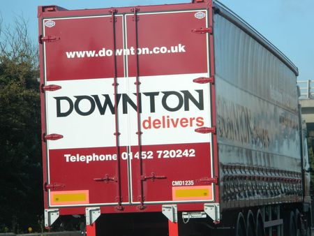 Downtontruck