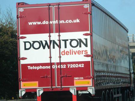 Downtontruck