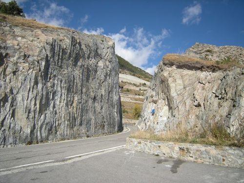 Road to Ordino
