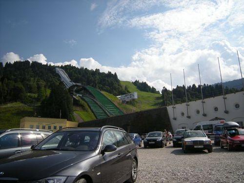 Garmisch Olympic Slopes