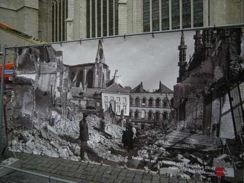 Leuven, 1914