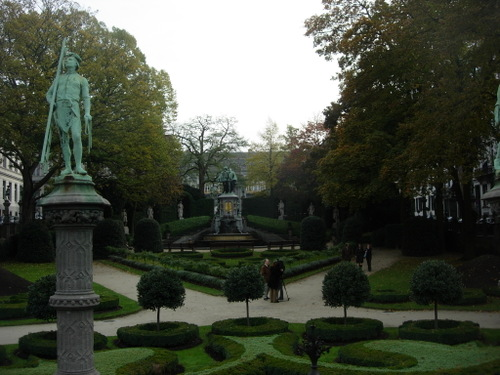 Place du Petit Sablon