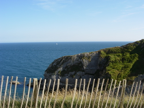 Near Durdle Door