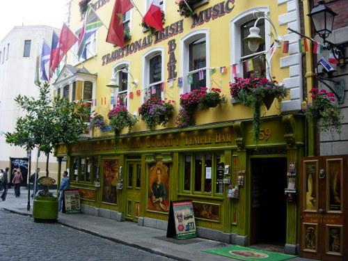 Oliver St John Gogarty's Pub