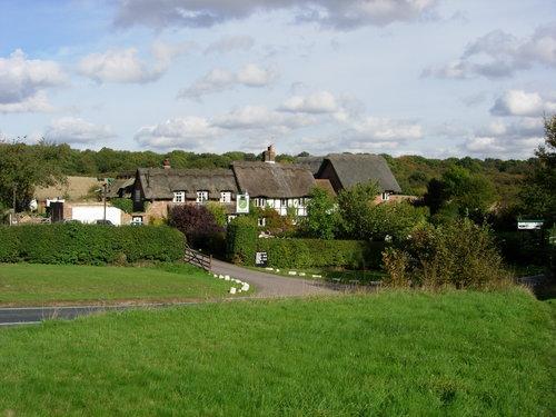 Old Hunters Lodge, Whipsnade Heath