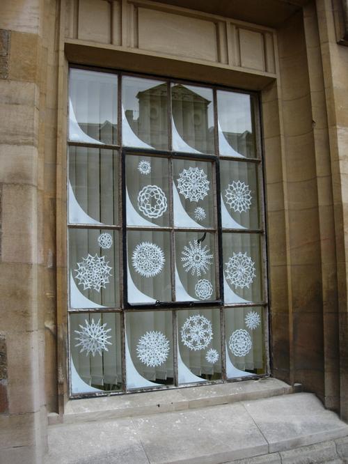 Window at Kings