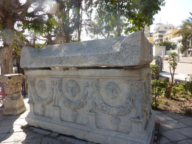 Alexandria, Catacombs