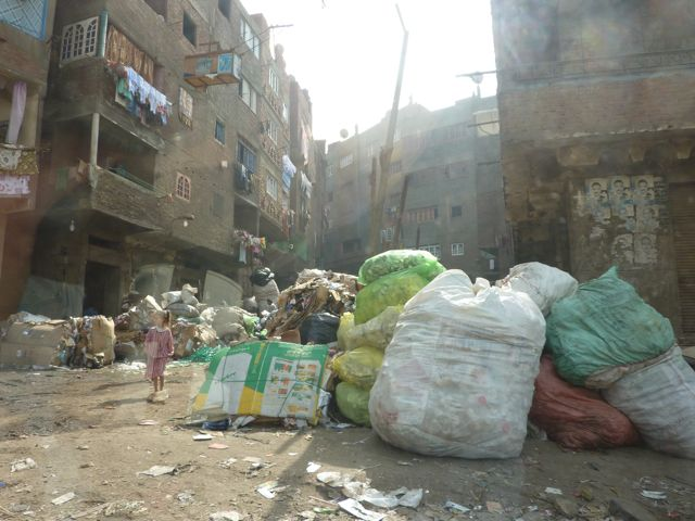 """Zabaleen """"Garbage City"""""""
