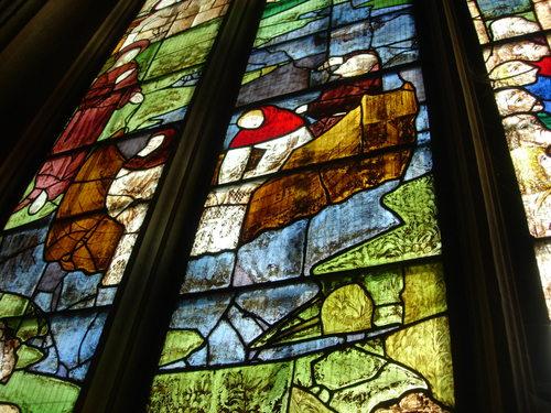 Detail of Window 9