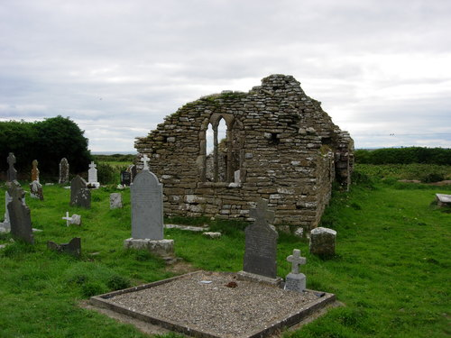 5th century church
