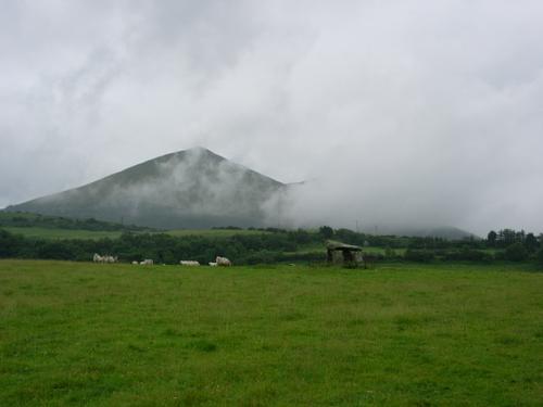 Llyn mist