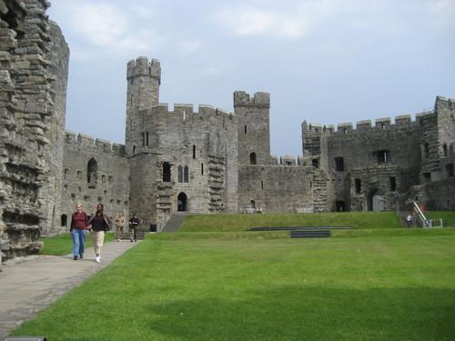 Castle Caernarfon