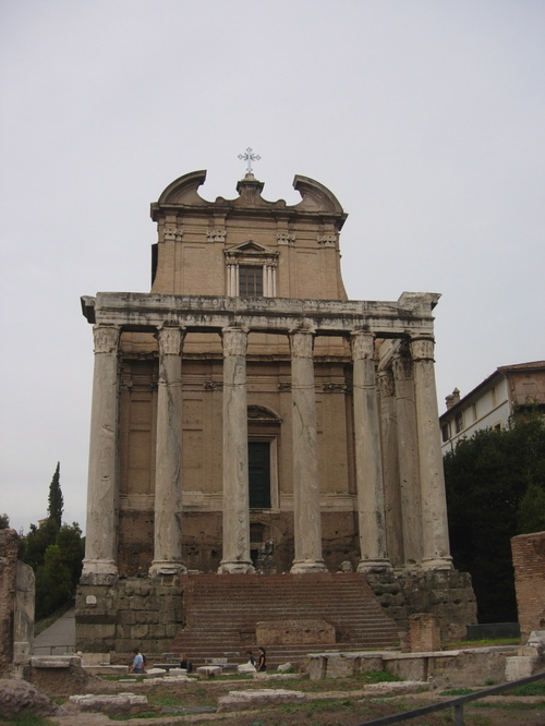 Temple of Antonius & Faustina