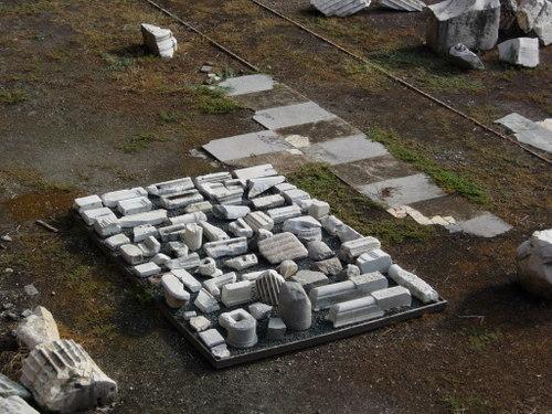 Ancient Roman puzzle