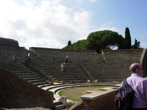 Theatre at Ostia