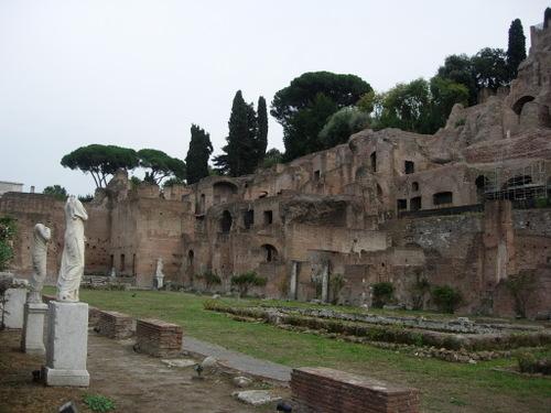 House of the Vestal Virgins