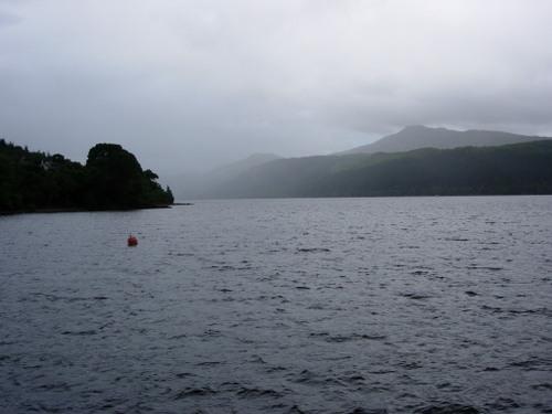 Loch Ness at Inverfarigaig