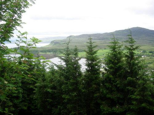 Skye viewpoint