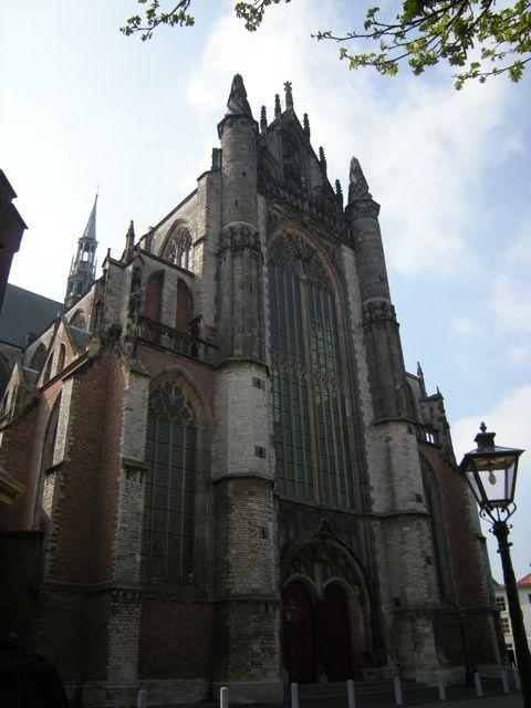 Leiden Gothic Church