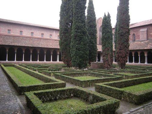 Des Jacobins cloisters